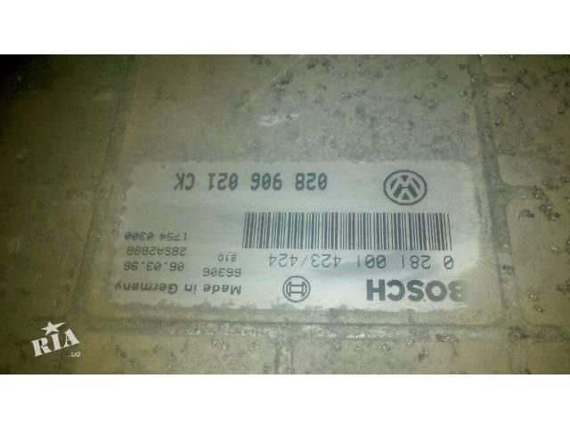 бу Бортовой компьютер Volkswagen Passat B4 TDI 1.9 фольксваген пассат Б4 028 906 021 СК в Ровно