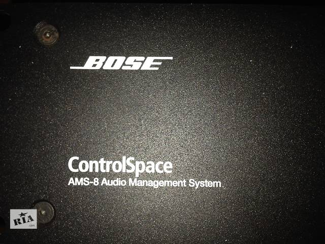 BOSE Controlspace AMS-8 II (звуковой процессор)- объявление о продаже  в Киеве