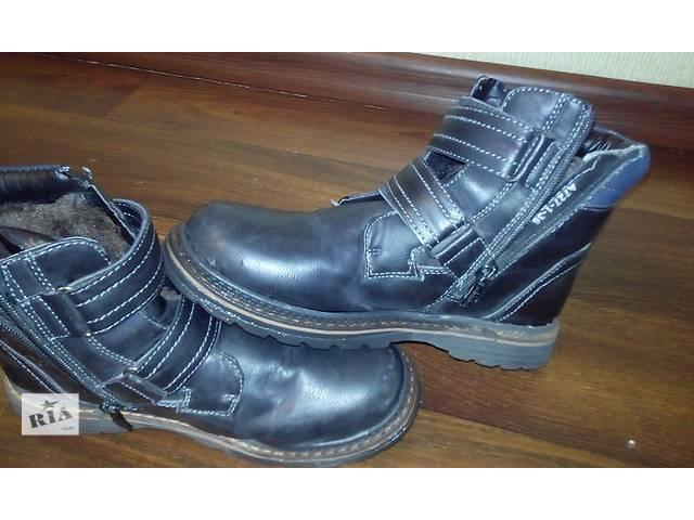 Ботинки - размер - 36.- объявление о продаже  в Ровно