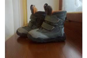 б/у Детские демисезонные ботинки Bartek