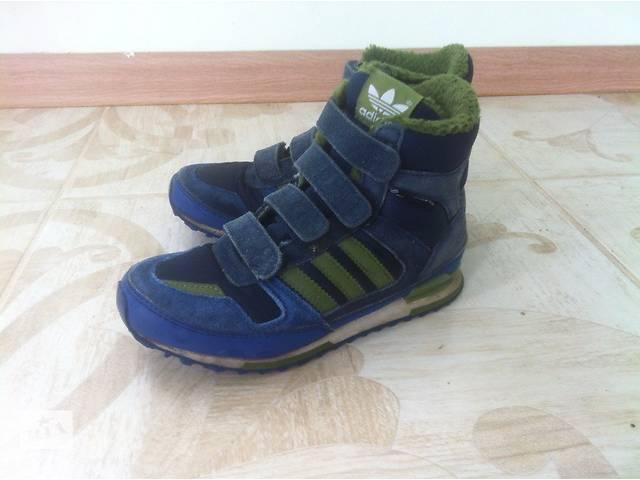 Ботинки Adidas Осень-Зима- объявление о продаже  в Харькове
