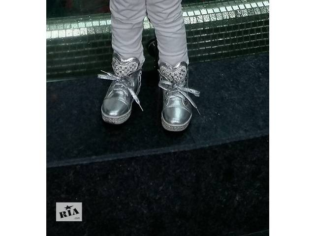 Ботинки для девочки - объявление о продаже  в Киеве