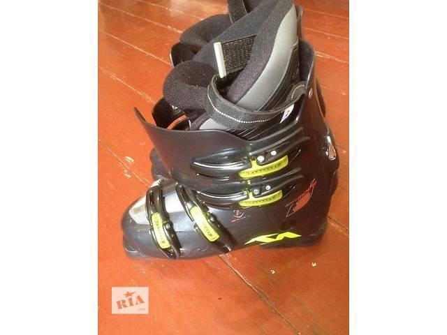 купить бу Ботинки для горных лыж в Киеве