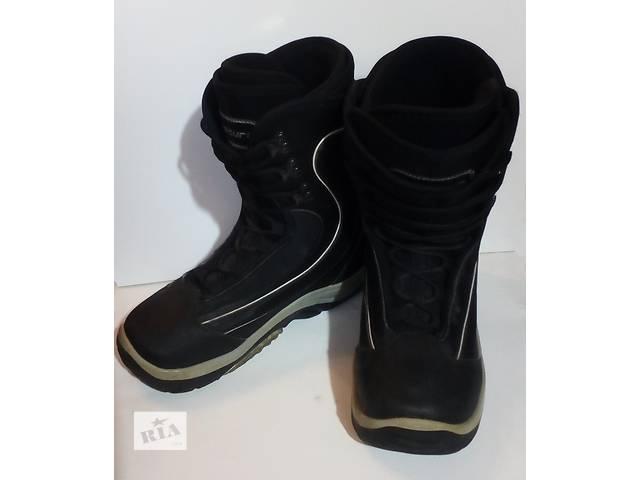 купить бу Ботинки для сноуборда Millennium 38 р (24.5 см) в Мукачево