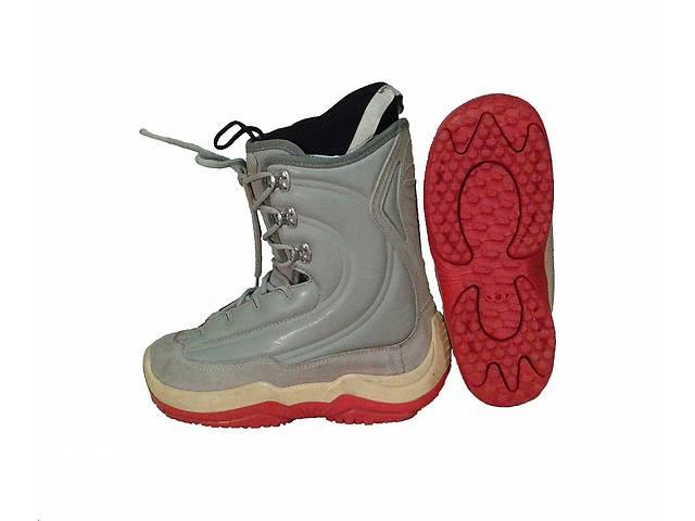 бу Ботинки для сноуборда. Размер 38/24.5 см в Львове