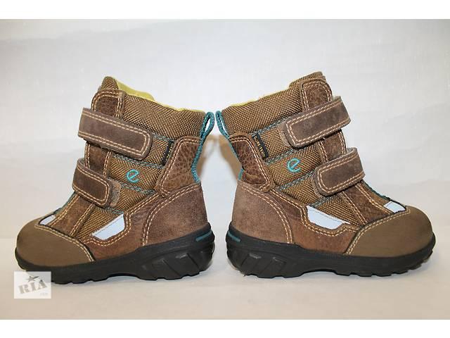 Ботинки Ессо зимние Gore-tex р.23 унисекс оригинал- объявление о продаже  в Виннице