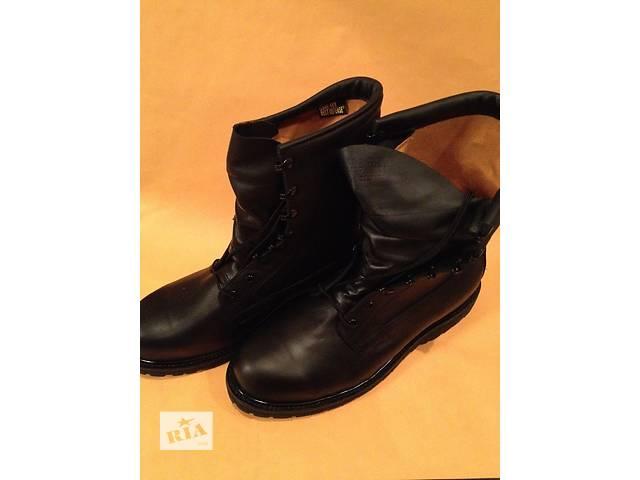 продам Ботинки кожаные армейские берцы Bates ICWB (Б – 282)  44 - 45 размер бу в Херсоне