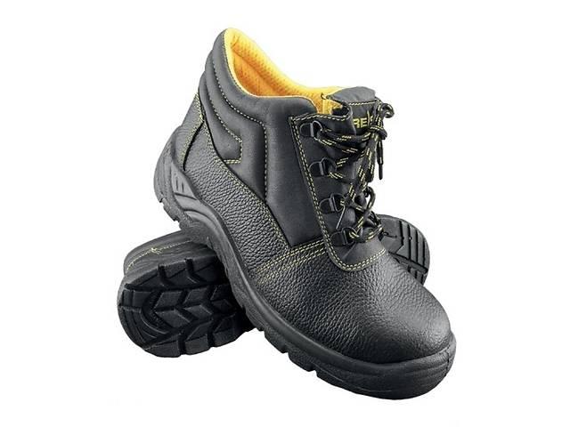 купить бу Ботинки кожаные со стальным носком  REIS (Б – 275) 49 размер в Херсоне
