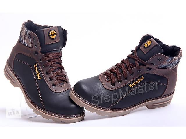 бу Ботинки кожаные Timberland Shetland в Вознесенске