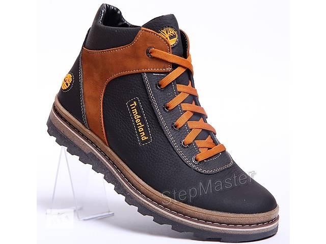 бу Ботинки кожаные зимние Timberland Winter в Вознесенске