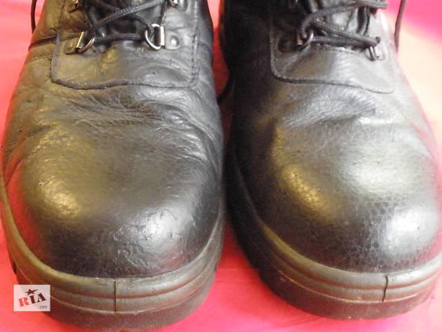 продам Ботинки мужские 43-44 размер бу в Коростене