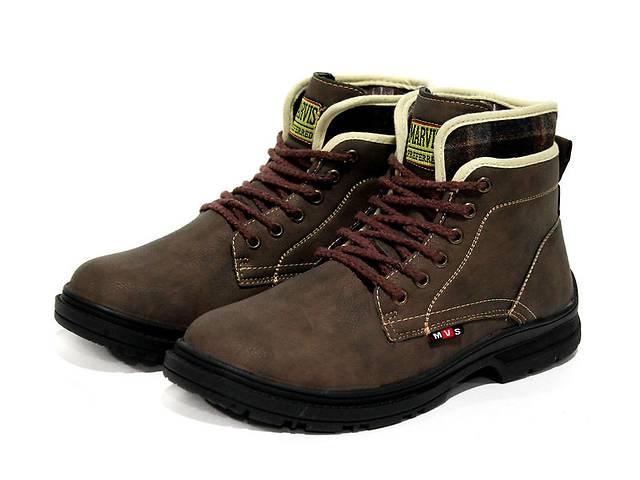 купить бу Ботинки мужские Marvis в Львове