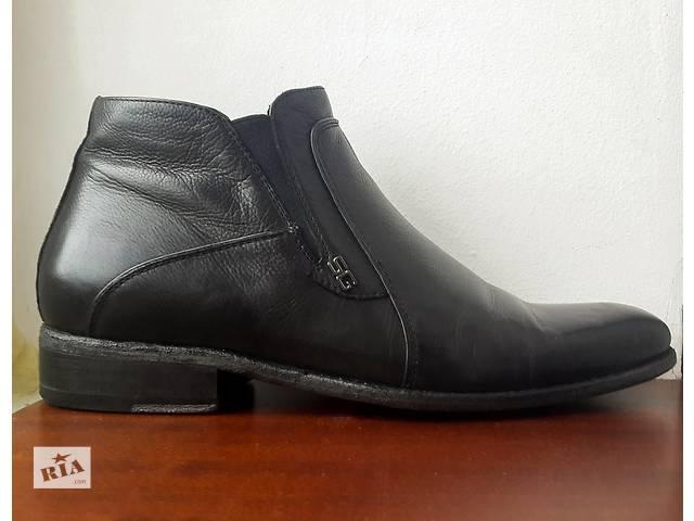 Продаю зимние мужские ботинки Sandro Gluardiani- объявление о продаже  в Киеве