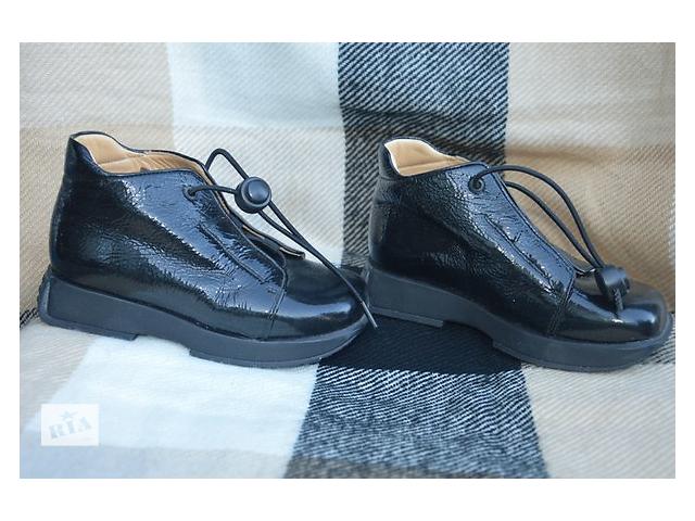 ботинки на девочку, осень-весна- объявление о продаже  в Чорткове