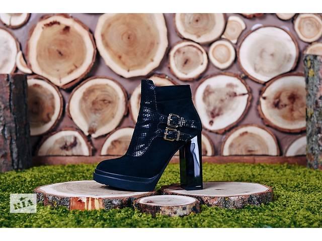 бу Ботинки на высоком каблуке код Беркб1 в Николаеве