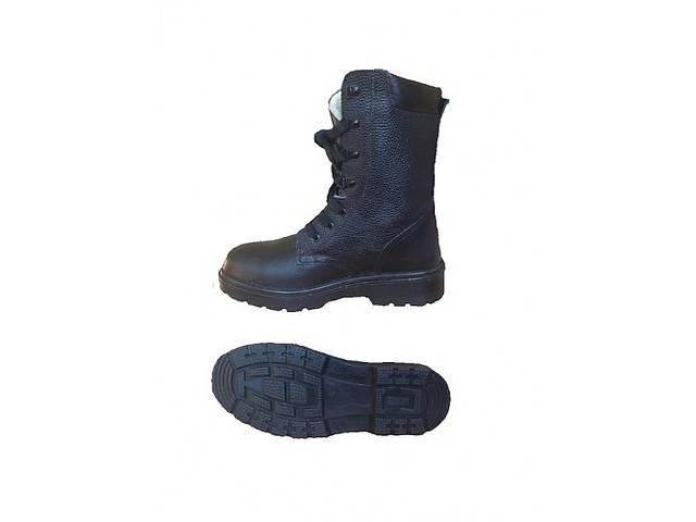 .Ботинки ОМОН Е770С на ПУП зимние, теплая, мужская обувь, спецобувь- объявление о продаже  в Киеве
