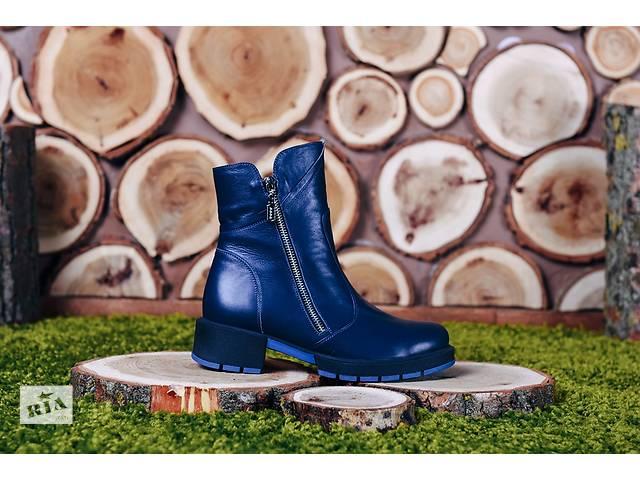купить бу Ботинки синие код Тераб1 в Николаеве