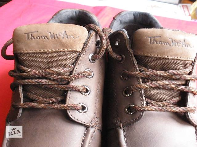 продам Ботинки Thom-Mcan(США)-43 размер бу в Коростене