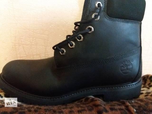 ботинки Timberland- объявление о продаже  в Одессе