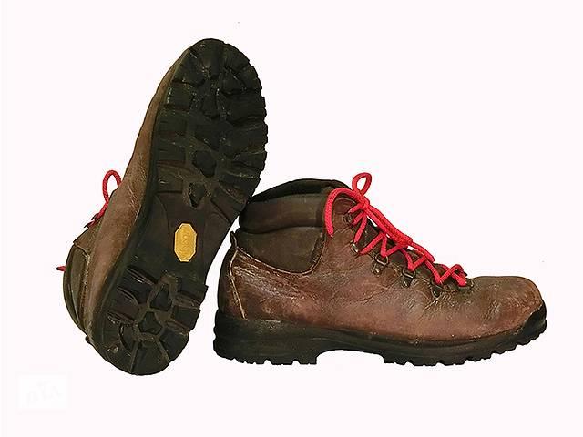 купить бу Ботинки треккинговые. Размер 45.5/29.5 см. в Львове