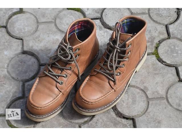 Ботинки Vagabond р. 39 25.5 см - объявление о продаже  в Ровно
