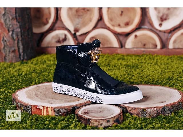 """Ботинки """"Versace"""" код 8222б1- объявление о продаже  в Николаеве"""