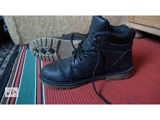 бу Ботинки зима в Черновцах