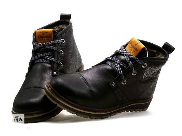 продам ботинки зимние Clarks бу в Львове