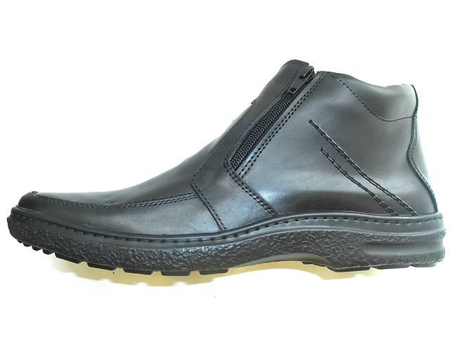 Ботинки - зимние ГБ (натур кожа)- объявление о продаже  в Кропивницком (Кировоград)