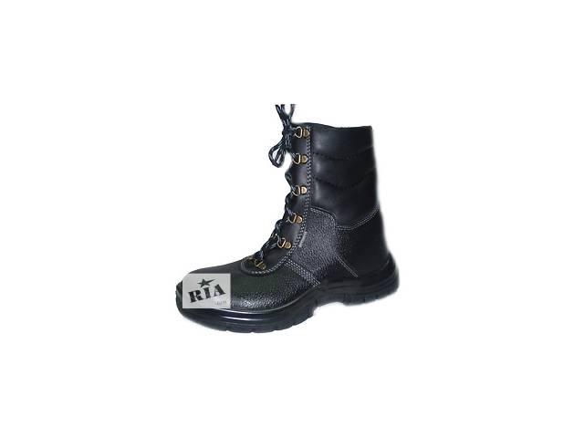 купить бу ботинки Омон утепленные в Киеве