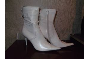 б/у Женские ботинки и полуботинки