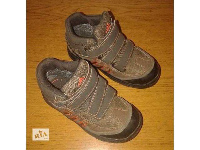 продам Ботиночки на мальчика Adidas Flint Mid (весна/осень) бу в Виннице