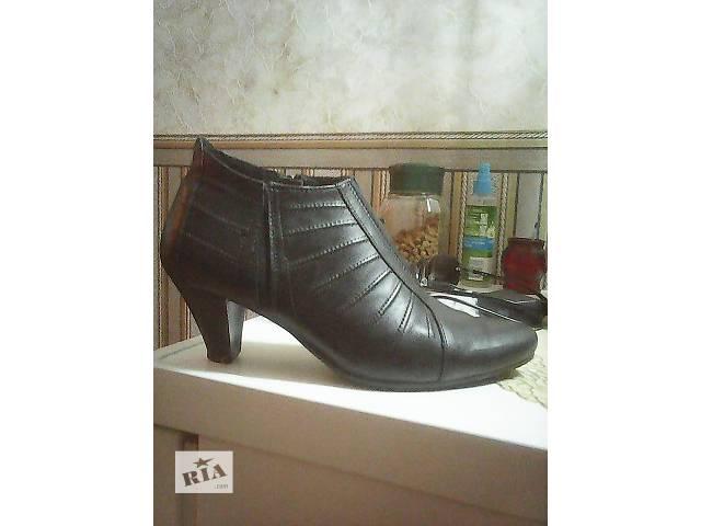 продам Ботиночки женские б/у 39 размер бу в Житомире