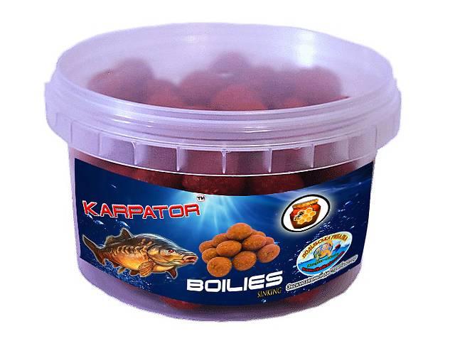Бойлы «Karpator» со вкусом мёда (200 грамм) - объявление о продаже  в Виннице