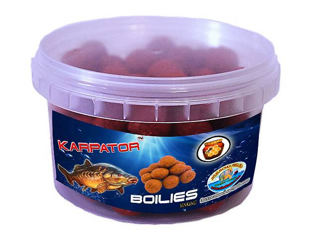 бу Бойлы «Karpator» со вкусом мёда (200 грамм)  в Виннице