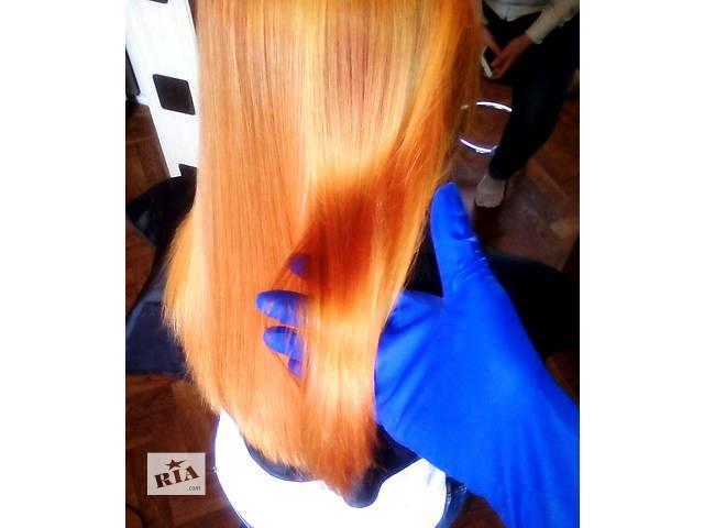 продам Бразильское восстановлениеие и выравнивание волос COCOCHOCO бу в Луганской области