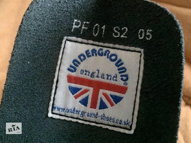 бу Бренд ботинки Underground-Commando Англия в Нетешине