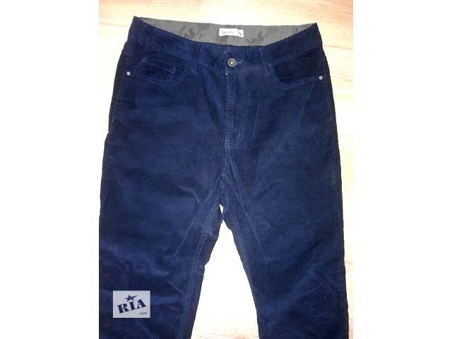 Фирменные качественные вельветовые брюки- объявление о продаже  в Полтаве