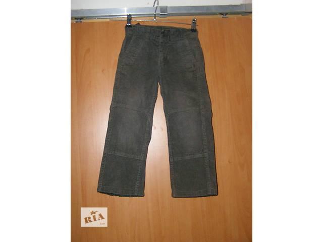 Брендовые Джинсы штаны брюки вельветовые Mexx Оригинал 116р - объявление о продаже  в Полтаве
