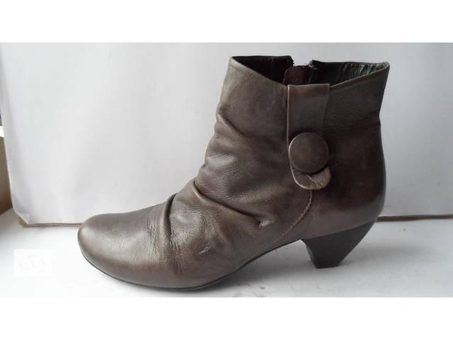 Брендовые кожаные от clarks.размер 39- объявление о продаже  в Калуше