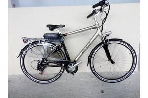 б/у Электровелосипеды Winora