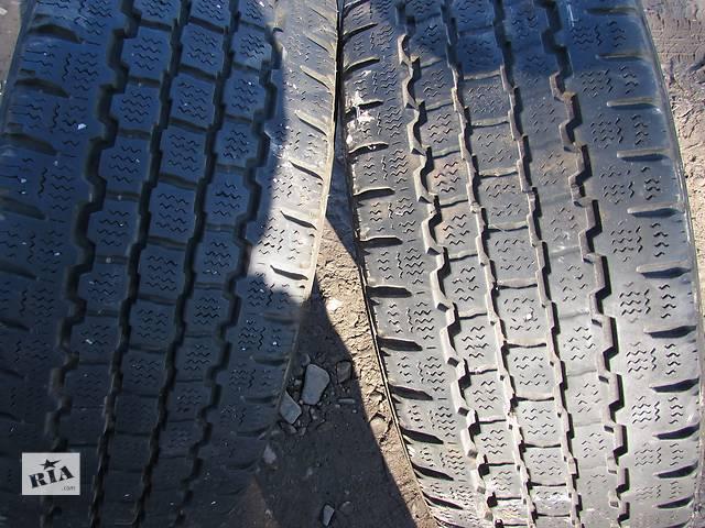 бу Bridgestone 195 / 65 / 16 - зима (пара) в Черновцах