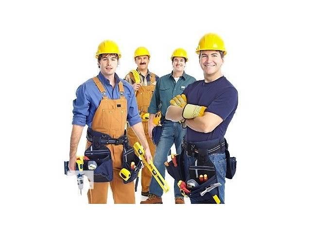 бу Бригада строителей выполнит ремонтные работы в Ирпене