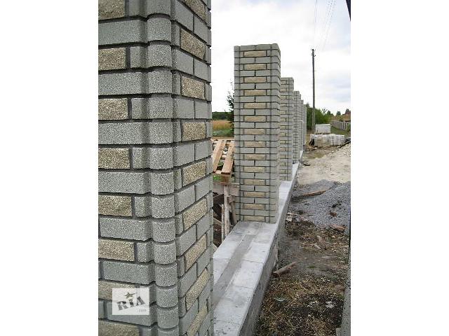 продам бригада каменщиков выполнит работу-кирпич,камень,блоки в Тернополе бу в Тернополе