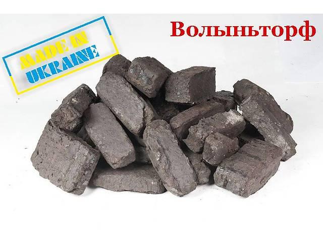 купить бу Брикеты торфяные «Волыньторф» в контейнерах типа «Биг-Бег» в Харькове