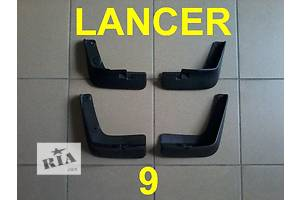 Новые Брызговики и подкрылки Mitsubishi Lancer