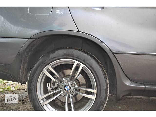 купить бу Брызговики и подкрылки BMW X5 е53 БМВ Х5 в Ровно