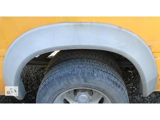 купить бу Брызговики задние на спарку Mercedes Sprinter 903, 901 (96-06гг) 208 - 616 в Ровно