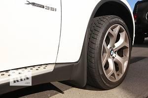 Новые Брызговики и подкрылки BMW X6