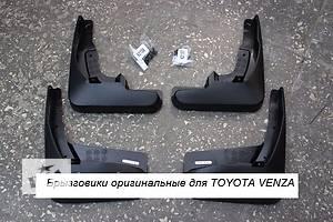 Новые Брызговики и подкрылки Toyota Venza